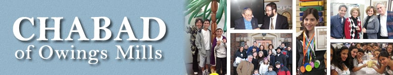 Chabad of Owings Mills: Jewish Outreach & Education Community Center